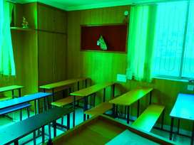 Coaching class for rent ,share in lalpur