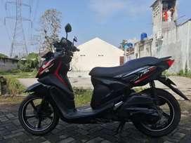 X ride 2018 siap gas