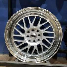 Pelek Velg Mobil Celong Ring 17x7,5/9 H8x100-114,3 Et42/38 Jazz,Avanza
