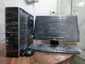 DESKTOP HP i5 3rd GEN /4GB RAM /500GB HDD & LED 15.6 COMPUTER FULL SET
