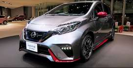 Nissan Note 2017 Automatic On Easy Installment
