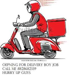 Opening for Courier and Bike Taxi Job (All over Pune)