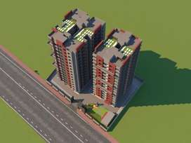 2bhk new luxury at canal road