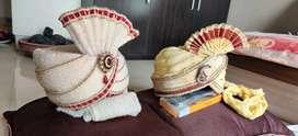 Wedding pagadi/turban /pheta / feta for sell