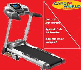 Grab the Pongal Offer on Motorized Treadmill