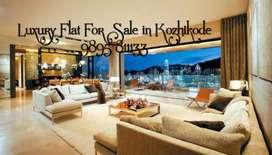 1bhk, 2bhk, 3bhk, 4bhk Luxury Flat For Sale in Kozhikode