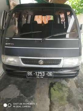 Carry realvan 2012