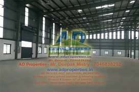 Warehouse for Rent at Umbergaon