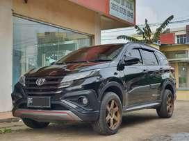 Toyota Rush S Trd 1.5 matic tahun 2019 siap pakai