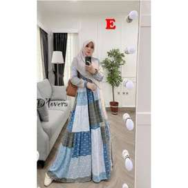 Sahara Dress BUSANA MUSLIM