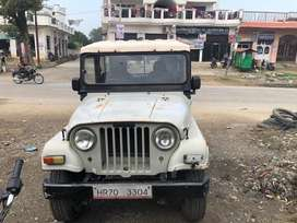 Jeep thar old model