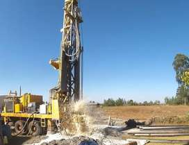 How deep can a water well be drilled? Boring
