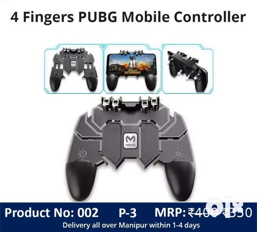 PUB G CONTROLLER