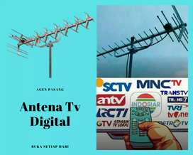 Ahli Jasa Instalasi Pasang Baru Sinyal Antena Tv Makasar