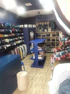 Retail shop for sale