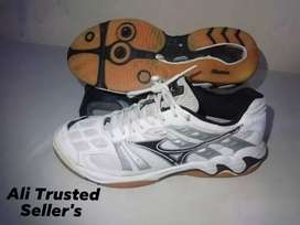 Second Hand Shoes for Volleyball and Badminton