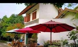 Kain payung meja jati,kain tenda payung taman,kain payung meja cafe