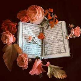 Holy Quran and Arabic language teacher