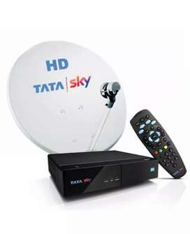 Tata sky dish connections
