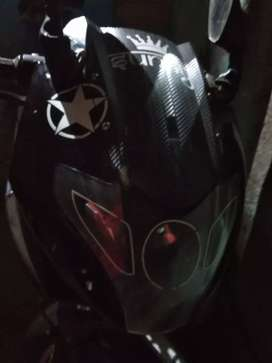 Pulsar 220f fearing with full body kit