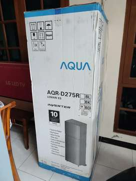 Kulkas Aqua AQR-D275R