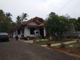 Dijual rumah plus tanah kavling  luas 7000 m jonggol