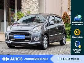 [OLX Autos] Daihatsu Ayla 2015 X 1.0 Bensin M/T #Chelsea Mobil