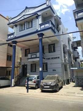 Basement floor suitable for office is on sale in Thiruvanmiyur