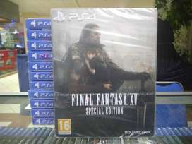 Hot Sale Kaset Game Bd Ps4 Final Fantasy Spesial Edition