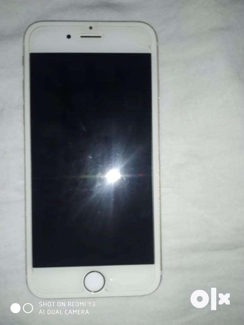 I phone 6s gold 64 gb 0