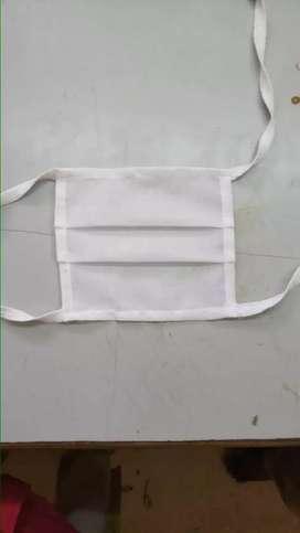 Cloth mask for sale. Offer prize 5 pcs