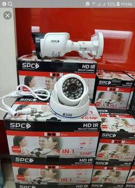 Pasang keamanan kamera CCTV 2mp-harga promo produk original di jamin