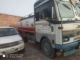 Oil tanker for sale in good condition