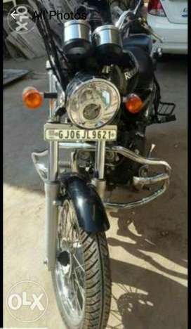 Royal Enfield Thunderbird 2015 only 17000 kms driven