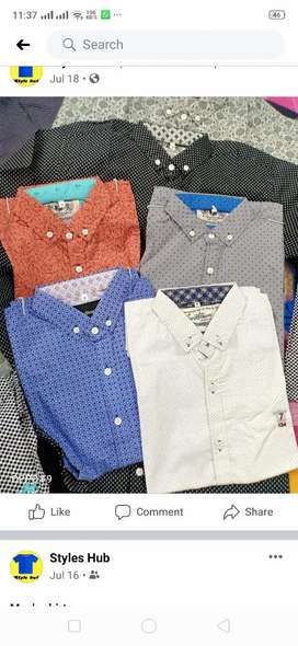 New casual shirts