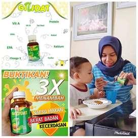 Vitamin penambah nafsu  makan anak