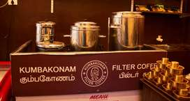 KUMBAKONAM filter coffee
