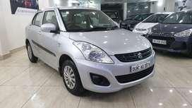 Maruti Suzuki Swift Dzire LXi 1.2 BS-IV, 2014, Petrol