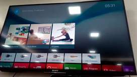 new new smart 42'' `sony panel 4k uhd led android led