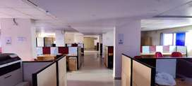 Egmore fully furnished office space for rent 4500sqft 55 Rs per sqft