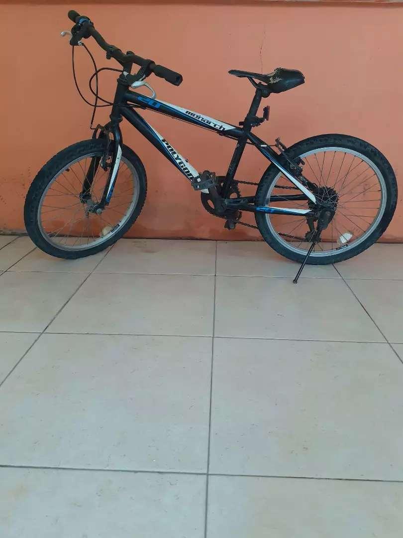 Dijual sepeda anak merk polygon 0