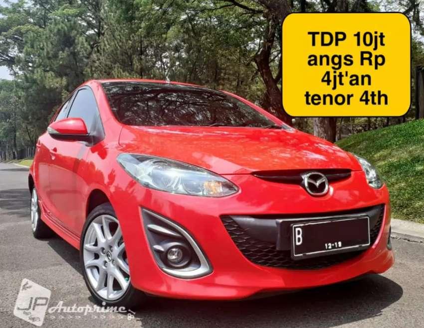Mazda 2 type R A/T 2014 TDP Ceper 10jt 0