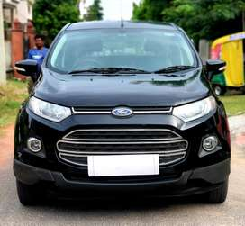 Ford Ecosport 2013-2015 1.5 Ti VCT MT Ambiente, 2013, Diesel