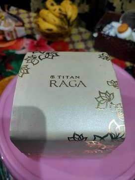 Titan Raga Gold Watch for Women for sale