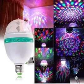 Lampu disco warna