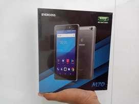Tablet Evercos M70 Ram 1/8GB New Garansi Resmi Murah Bonus Lengkap