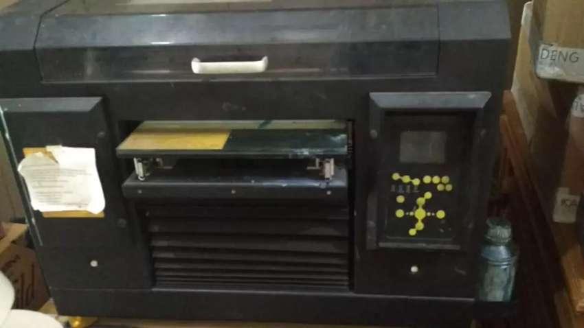 Printer UV A3 Brother Jet BR1800 print casing hp, Souvenir, dll 0