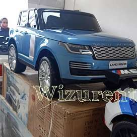 Mobil aki range Rover lisenced