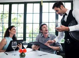 Urgent Requirement Waiter service experience holder for Noida
