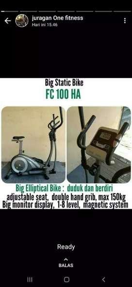 Big statick bike a